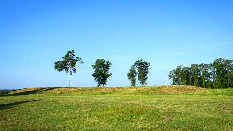 Poverty Point Mound E