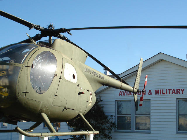 Chennault Aviation and Military Museum Photo